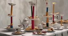 Inszeniertes Dinner Event: Märchen Tafel/ Alice im Wunderland/ Die verrückte Teeparty