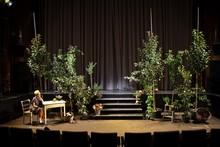 """Inszeniertes Dinner Event """"The Secret Garden"""""""
