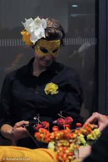 Regenbogen Fingerfood Kollektion / Maskerade/ Glitter/ Festlicher Empfang